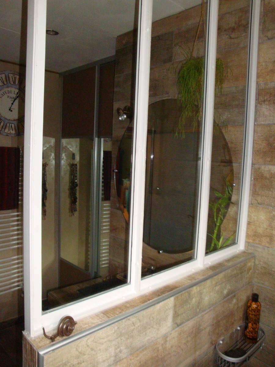 Verrière de salle de bain à La Ciotat (13) - Freestyle Forge
