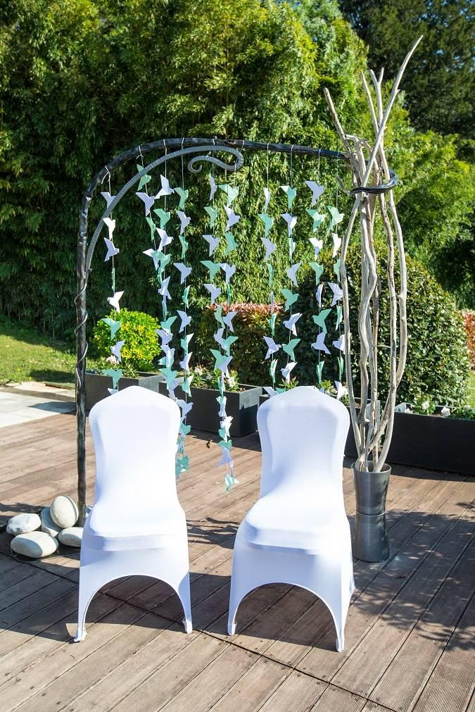 arche de mariage en fer forg freestyle forge. Black Bedroom Furniture Sets. Home Design Ideas